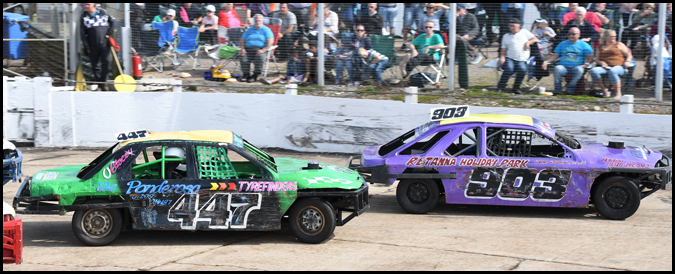 Autospeed Short Oval Motor Racing | Formulas | Saloon Stock Cars