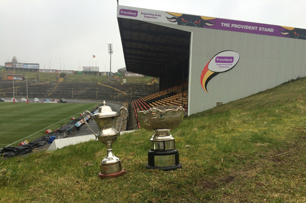 641 Trophy & Ben Fund Trophy at Odsal