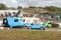 Cornish Caravan Chaos